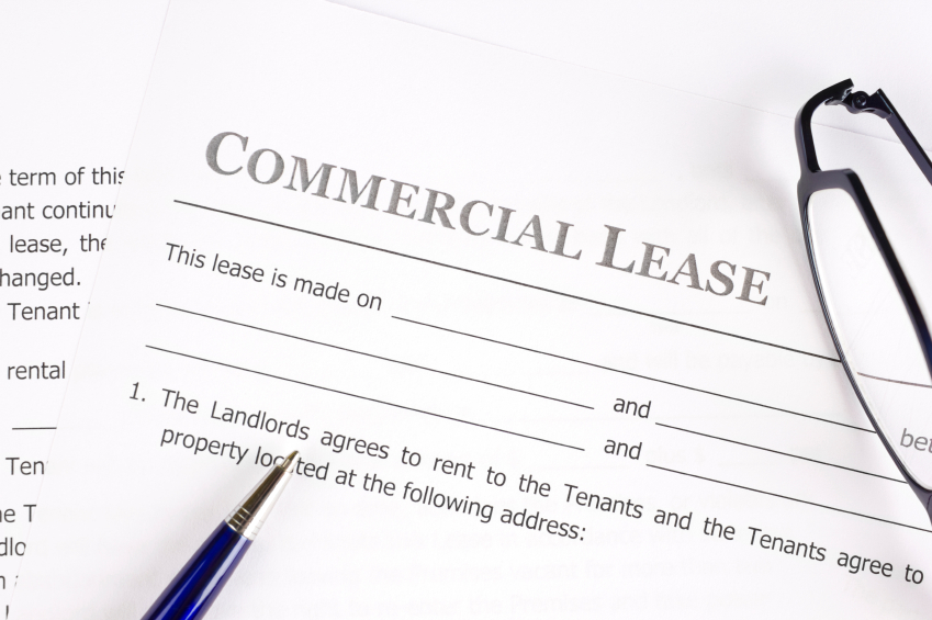 Commercial Office lease