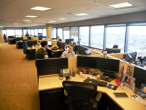 Why the enterprise needs office space the tenant advisor for Office space pics