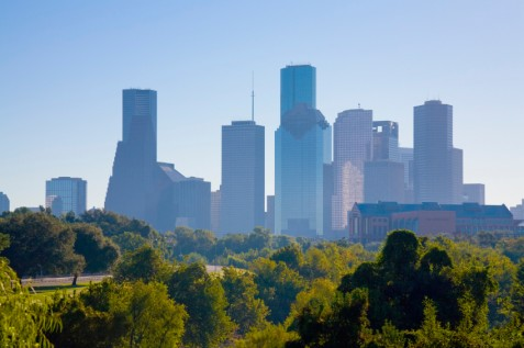 Houston city skyline; Houston; city skyline; Houston skyline