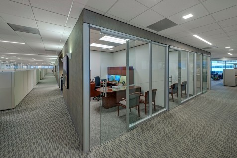 Colliers Office interior