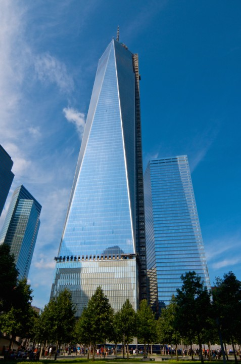 Trade In Lease Early >> Rebuilding 1 World Trade Center